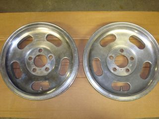 Gasser Wheels Vintage Fenton Gyro Front Runners Rat Rod Mags