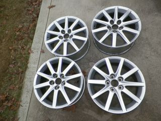 Toyota Lexus 17 Alloy Factory Rims Wheels Good Condition
