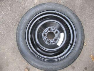 Guaranteed Ford T125 80R16 Compact Spare Wheel Tire Michelin