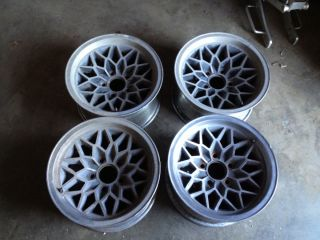Trans Am T A Snowflake Wheels 4 75 Bolt Pattern 5 Lug L K