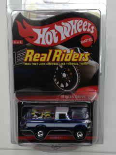 Hot Wheels 2012 Redline Club Series 11 Texas Drive Em RLC Real Riders