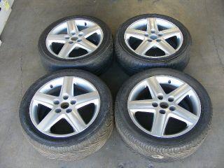 17 Audi A4 Wheels Original Factory Tires Rims Alloy Sport Set B5 B6