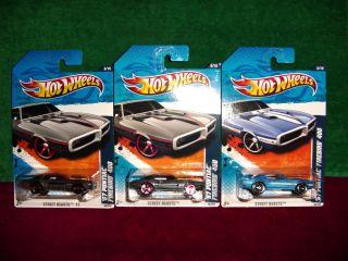MOMC Hot Wheels '67 Pontiac FIREBIRD 400 6/10 – 86/244 Includes HW