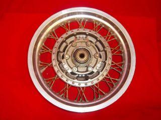 86 87 Suzuki Intruder vs 700 GL Rear Wheel Rim