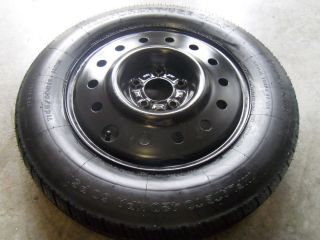 06 07 08 09 Chevy Equinox Spare Tire Wheel Donut 155 90 16 New