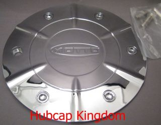 New American Racing Motto Chrome Custom Wheel Hub Center Cap