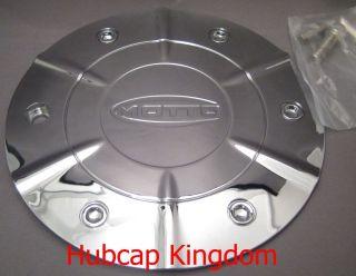 New American Racing Motto Chrome Custom Wheel Hub Center Cap