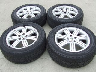 19 Range Rover 2004 and Newer Wheel Tire Pkg Used