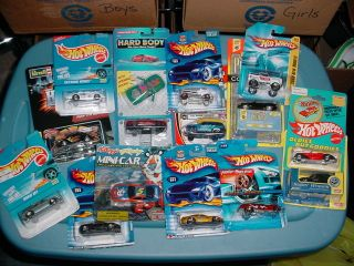 Hot Wheels Matchbox Revell Tootsie Toy Super Wheels Kelloggs 15pc Car