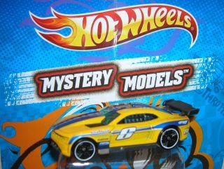 11 Custom Camaro Loose 2012 Hot Wheels Mystery Models