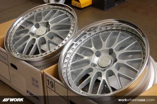 19 Staggered 5x130 Bolt Pattern for Porsche JDM Wheels