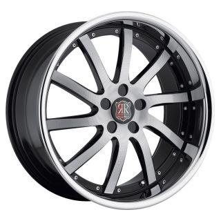 19 Roderick RW4 Wheels Rims Mercedes Benz W204 C250 300 350 W212 E350