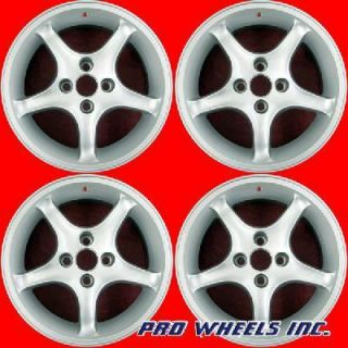 Mustang 16 Aftermarket Used Wheel Rim Set 0168 A M