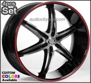 22 Wheels Rims Wheel Rim Chevy Escalade Nissan Siverado