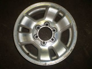 97 Toyota 4 Runner Wheel Rim Tire 16 inch Alloy 96 02
