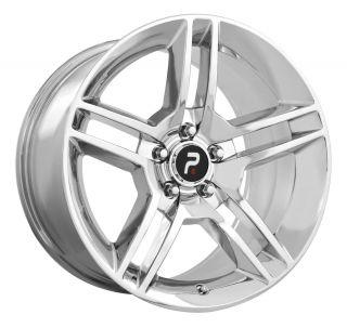 Shelby GT 500 Chrome Wheels 94 95 96 97 98 99 00 01 02 03 04