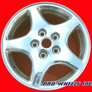 Pontiac Grand Prix 16 Polished Wheel Rim 6529 B
