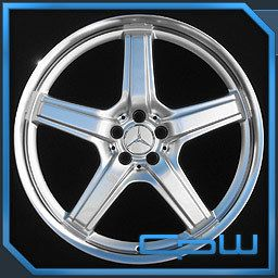 OF 4 22 Mercedes Benz fits GL GL450 GL350 AMG wheels rims 5x112mm NEW