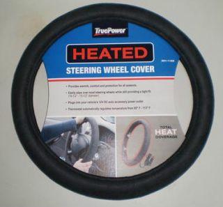 Hand Warming Warm Heated Steering Wheel Warmer Cover Auto Car SUV