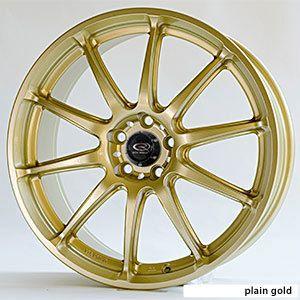 17 Rota Gra Gold Rims Wheels Subaru Impreza Legacy WRX