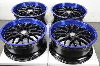 Blue Wheels Caliber Civic Accord Sorento Taurus Prelude Rims