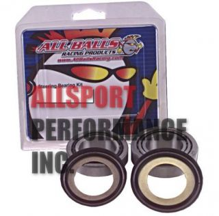 YFZ450R 2009 2012 Front Wheel Bearing Seal Kits Both Wheels