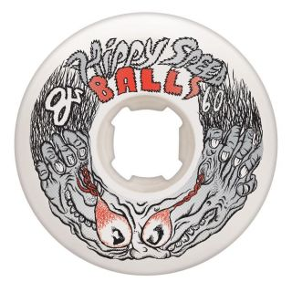 Santa Cruz OJS Hippy Speed Balls Skateboard Wheels 60mm 101A