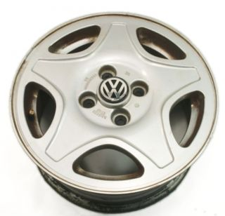 14 x 6 Imola Alloy Rim Wheel 93 99 VW Jetta Golf GTI Cabrio MK3