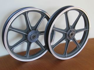Morris Mag Wheels for BMW Front Rear – Café