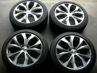 2012 Honda Civic SI Wheels and Tires