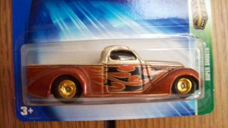 2004 Hot Wheels Treasure Hunt Super Smooth 105 5 12 USA Long Card