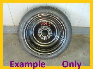 93 94 95 96 97 98 Jeep Grand Cherokee Spare Tire Wheel Compact 16x4