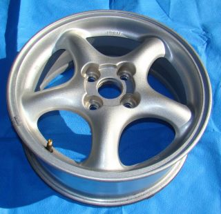 Mazda Miata One 1 Wheel No Tire 99 2000 Rim 15 MX5