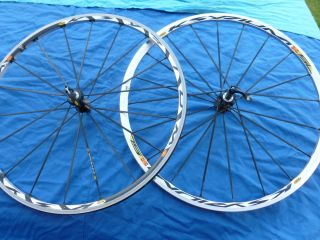 Mavic Ksyrium SL SSC Road Bike Wheels 700c (cyclocross, triathlon