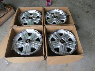 2012 Chevy Tahoe Suburban Avalanche Silverado 18 Z71 GMC Sierra Wheels