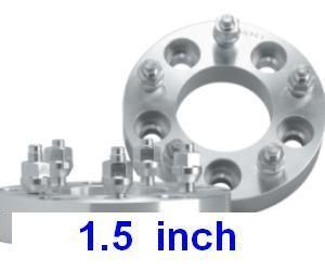5x108 to 5x112 Wheel Adapter 1 5 inch Thick