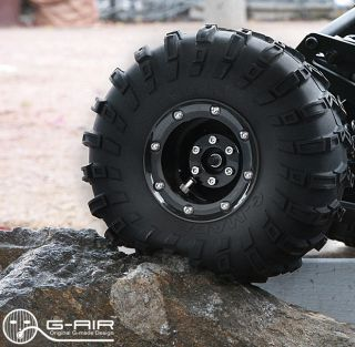 RC 1 10 Rock Crawler 2 2 Wheels G Air Adjustable Air Pressure System