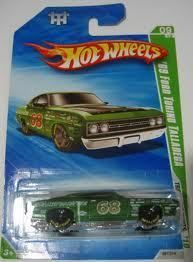 2010 Hot Wheels Treasure Hunt Ford Torino Talladega