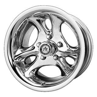 Racing Ventura Polished Wheel Rim s 5x127 5 127 5x5 15 8