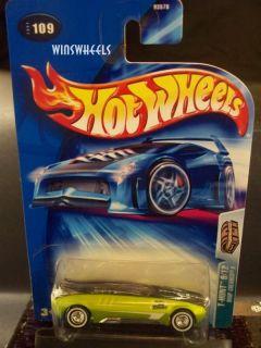 Hot Wheels 2004 Treasure Hunt Whip Creamer 109 2 Bluebar