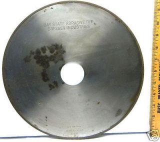 Dresser Diamond Metal Cut Off Grinding Wheel 120 Grit 1 8 Thick x 12