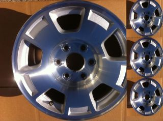 Serria Pickup Truck Dual Dually Wheels Rims Chrome 16