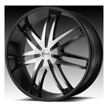 24 Black Rims Tire 6x139 135 F150 Titan QX56 Chevy GMC Expedition