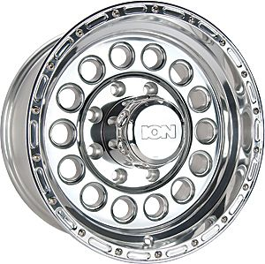 Detroit Wheels 145 6835P 145 Series Rock Crusher Wheel