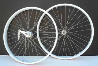 Beach Cruiser Bike 26x2 125 Rear Front Wheels Rims w Coaster Brake