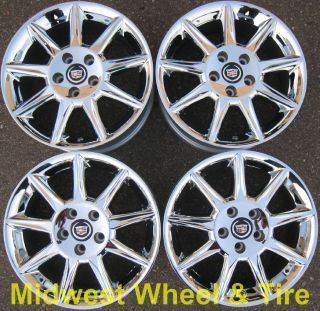 Original 17 Cadillac DTS DeVille Wheels Rims 4658