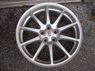 TOYOTA COROLLA MATRIX SCION TC 05 07 RIM WHEEL ENKEI MANUFACTURE 17