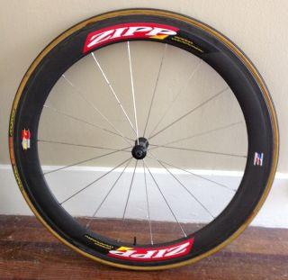 Zipp 404 Wheelset Tubular 700c Triathlon Race Wheels