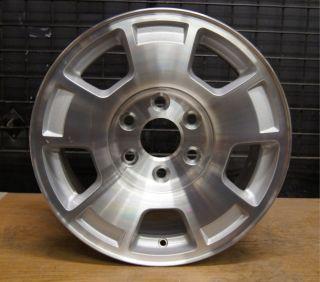 Suburban Tahoe Avalanche 17 Factory Wheel Rim 07 12 5299 1