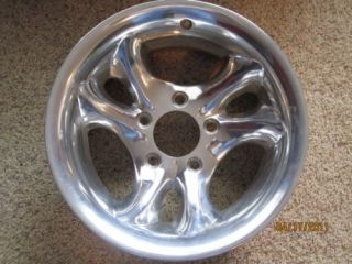 American Racing Wheel 136 Ventura Polished